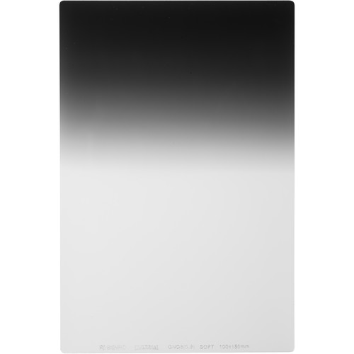 Benro 100 x 150mm Universal Series Soft-Edge Graduated Neutral Density 0.9 Filter (3-Stop)