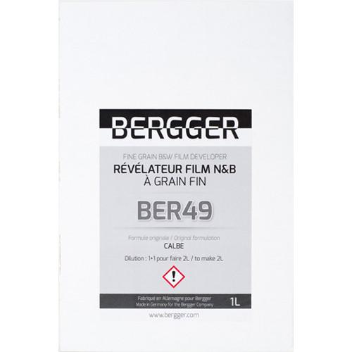 Bergger BER49 Film Developer (To Make 5L)