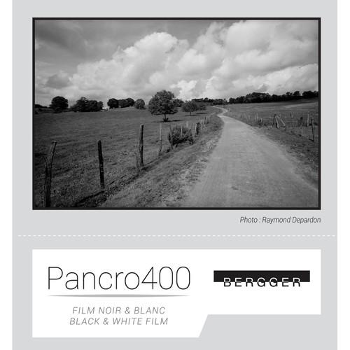 "Bergger Pancro 400 Black and White Negative Film (16 x 20"", 10 Sheets)"