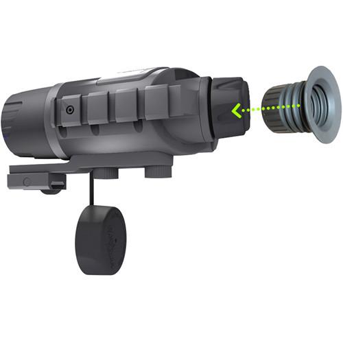 Bering Optics 2.6x44 eXact Precision 1st Gen NV Monocular & Sensor Reflex Sight Kit