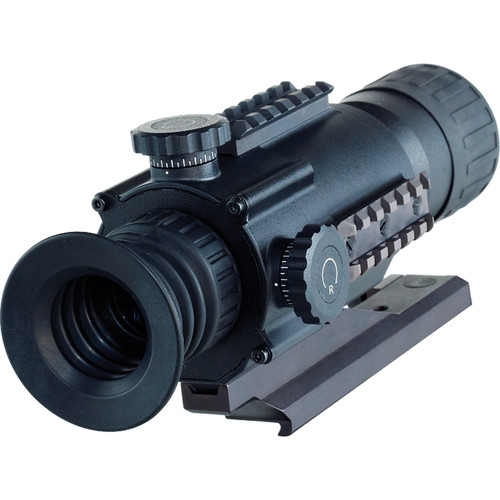 Bering Optics Trifecta 3x50 1st Gen Night Vision Sight (Ballistic Red Dot Reticle)