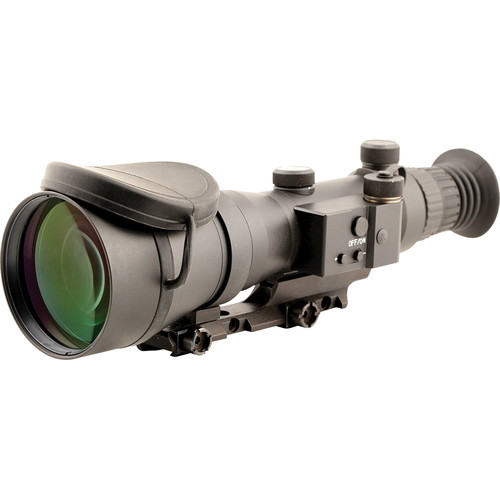 Bering Optics 6x83 Avenger 2nd Generation NV Riflescope (Red Mil-Dot Reticle)