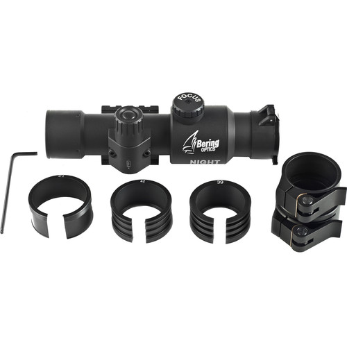 Bering Optics Night Probe 2nd Gen Night Vision Clip-On Kit (32-40mm Objectives)