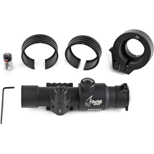 Bering Optics Night Probe 2nd Gen Night Vision Clip-On Kit (30-56mm Objectives)