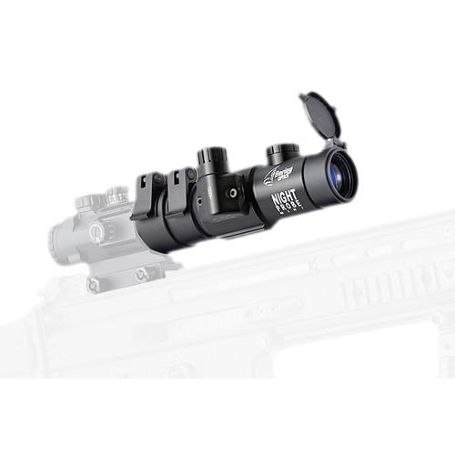 Bering Optics Night Probe Mini 2nd Generation Clip-On Kit (42-60mm Objective Bells, Matte Black)