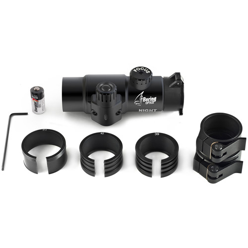 Bering Optics Night Probe Mini 3rd Gen Clip-On and Supra Reflex Sight Kit