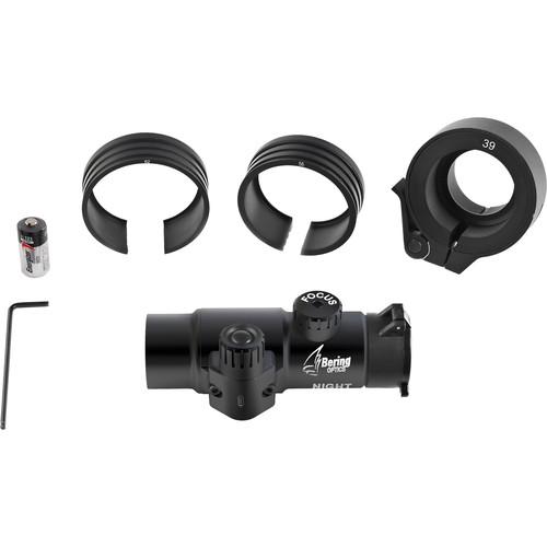 Bering Optics Night Probe Mini 3rd Gen White Phosphor Clip-On Kit (30-56mm Objectives)