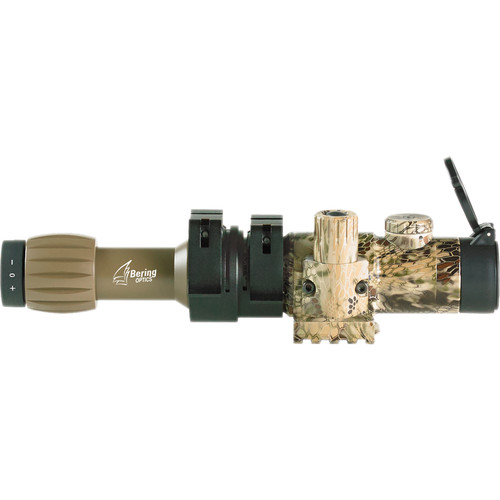 Bering Optics Night Probe Mini 3rd Gen Clip-On Kit (Weaver Tactical Side Mount)