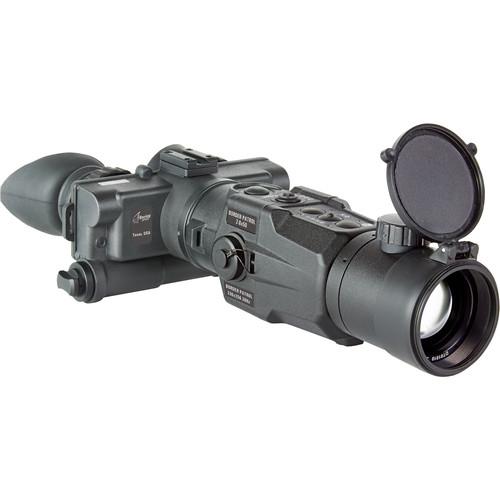 Bering Optics Border Patrol 3.5-14x50 Thermal Handheld Bi-Ocular (30 Hz, Matte Black)