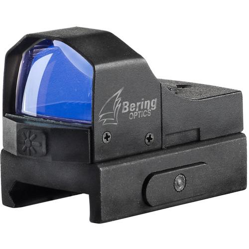 Bering Optics 1x Rubicon Reflex Sight (Red Dot)