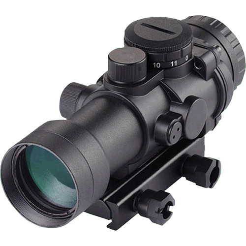 Bering Optics 3x32 Prismatic Supra Reflex Sight (Circle-Dot BDC)