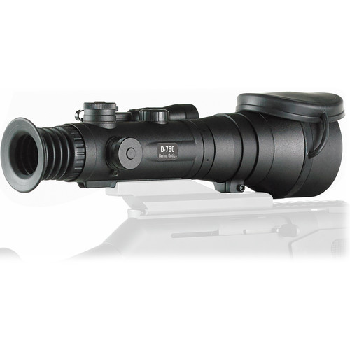 Bering Optics D-760 6x83 Premium Night Vision Riflescope (3rd Gen Thin Film, Red-Green Mil-Dot Reticle)