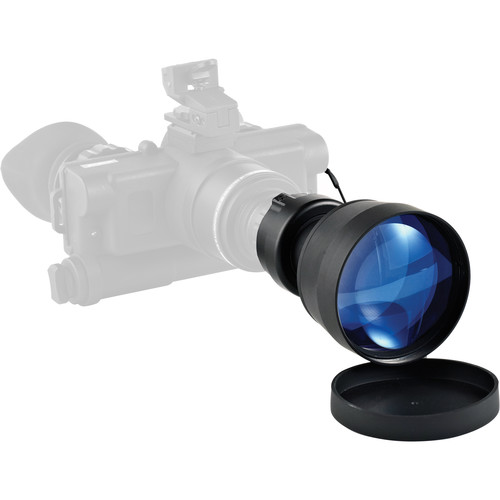 Bering Optics 3x Afocal Objective Lens for Stryker & Ocelot Night Vision Devices