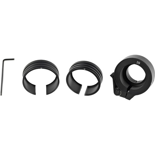 Bering Optics Clip-On Adapter Kit for Night Probe/Night Probe Mini (30-56mm)