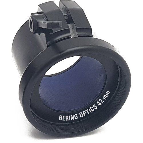 Bering Optics Throw Lever Mating Adapter for BEAST C-336 Thermal Clip-On (42mm)