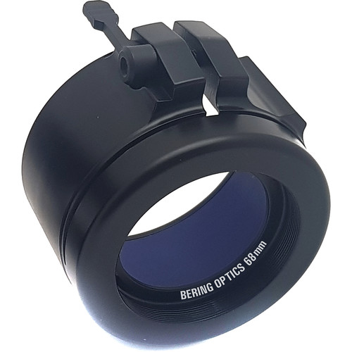 Bering Optics Throw Lever Mating Adapter for BEAST C-336 Thermal Clip-On (68mm)