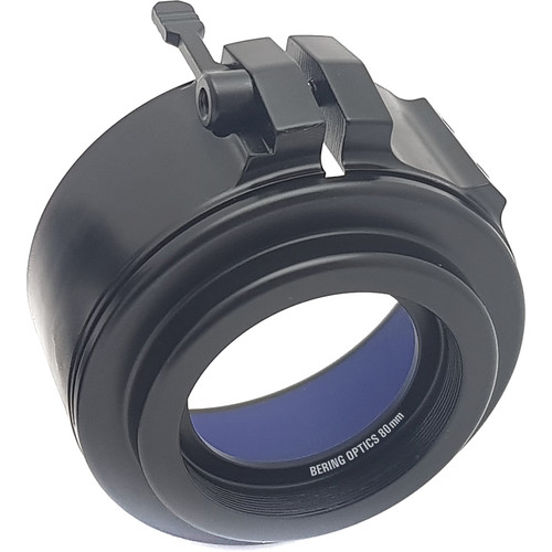 Bering Optics Throw Lever Mating Adapter for BEAST C-336 Thermal Clip-On (80mm)