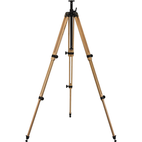 Berlebach BE823 Report Wooden Tripod with Center Column