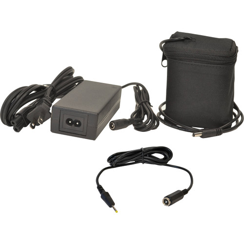Bescor BM-EPIC Battery Charger and 6' Connector Cord Kit for Blackmagic Pocket Cinema Camera