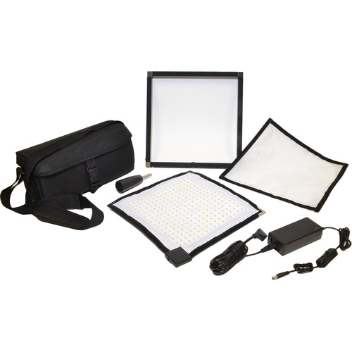 Bescor FM256 Flexible Remote-Controlled Bi-Color LED Light Mat