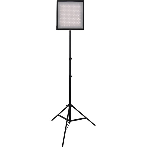 Bescor FM-256 Flexible Bi-Color Flex LED Studio Mat with Light Stand