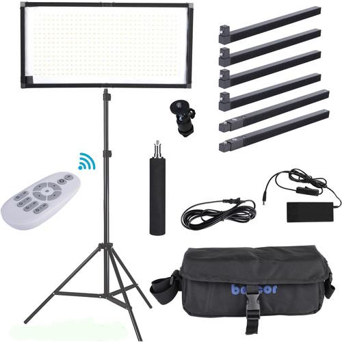 Bescor FM448 Flexible Bi-Color LED Light Mat with