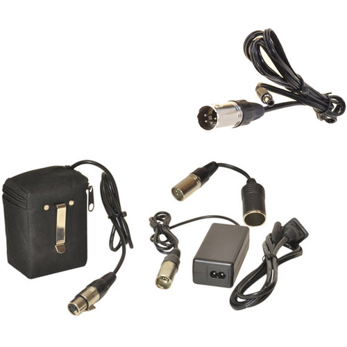 Bescor 12V Li-Ion Battery Kit for Panasonic AG-CX350 4K Camera