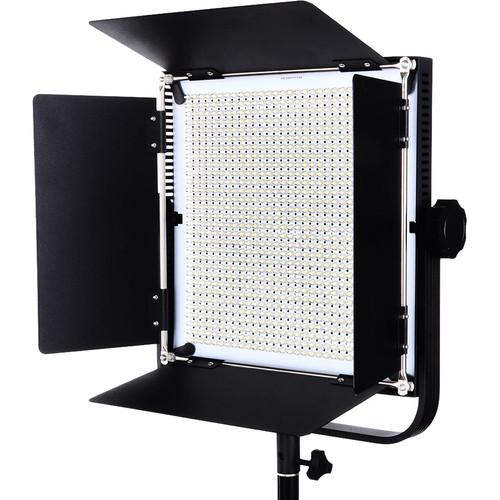 Bescor FP-900 Bi-Color LED Wirelessly Controlled Light Kit