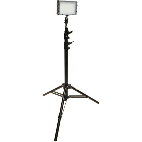 Bescor Field Pro FP-180S Bi-Color On-Camera 1-Light Kit