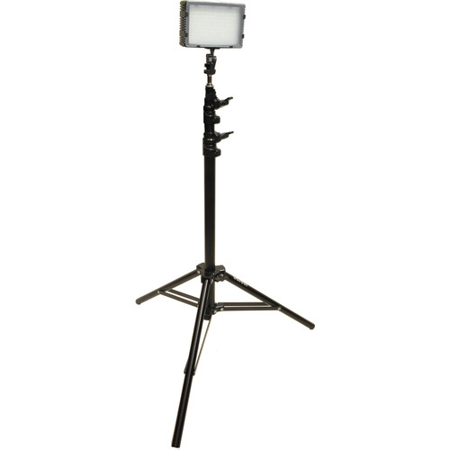 Bescor Field Pro FP-180S Bi-Color On-Camera 1 Light Kit