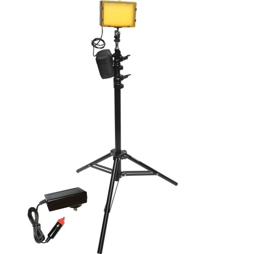 Bescor Field Pro FP-180 Bi-Color 1-Light Kit