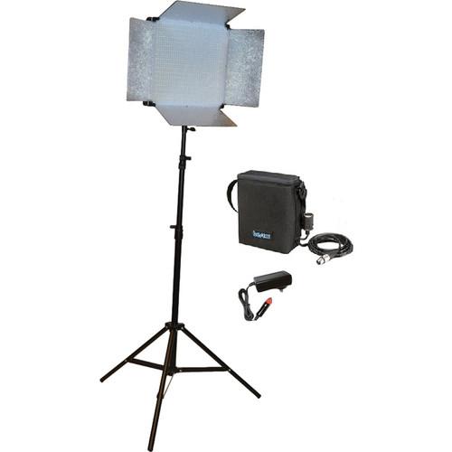 Bescor LED-1200K Professional AC/DC Lighting Studio Kit (110-240V)
