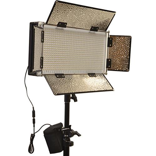 Bescor LED-700SB Bi-Color -Light AC/DC Kit