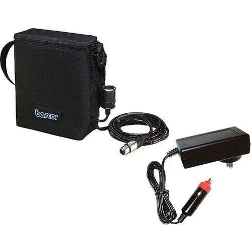 Bescor 12V 20A SLA Battery Pack for LED-1200 Studio Light