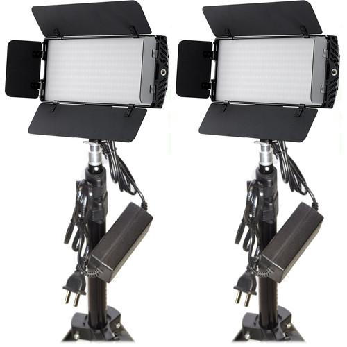 Bescor Photon LED 2-Light Kit