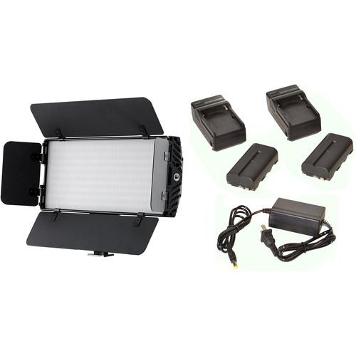 Bescor PHOTONM1 Photon LED Single-Light Kit