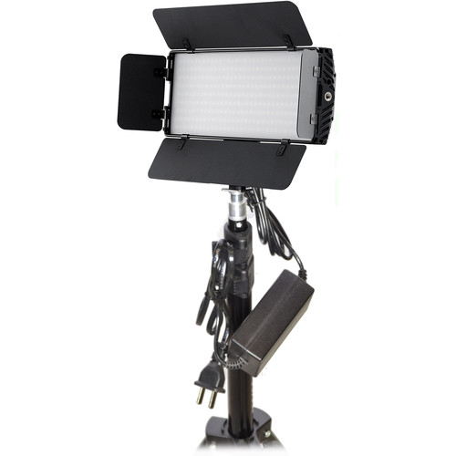 Bescor Photon LED Single-Light Kit