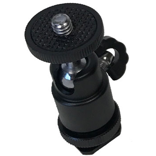 Bescor Mini Ball Head Mount