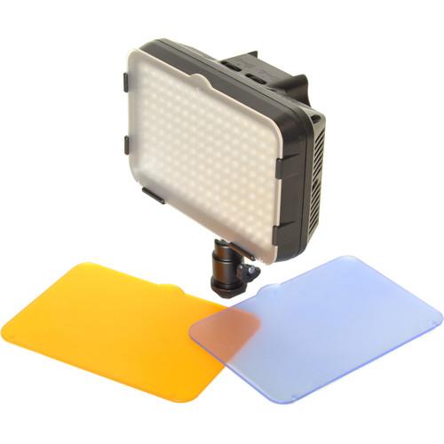 Bescor XT160 Bi-Color LED On-Camera Light