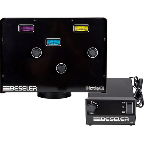 Beseler 8278L Dichro 45S LED Color Head with 120 Volt Power Supply