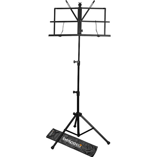 Bespeco BP01X Compact Music Stand and Carry Bag