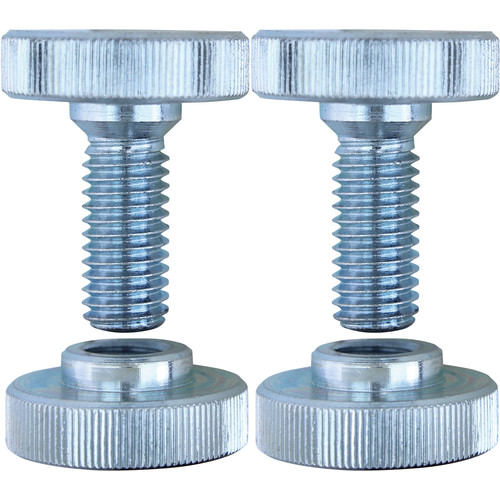 Bessey Rail End Stop Fastener for SLV & GSV Series Double Force Clamps (Pair)