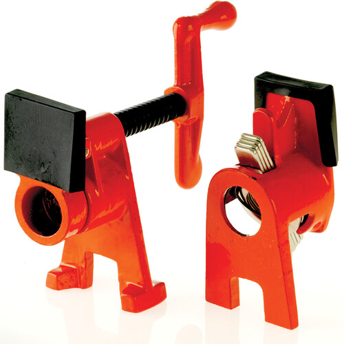 Bessey BPC-H34 H-Style Pipe Clamp