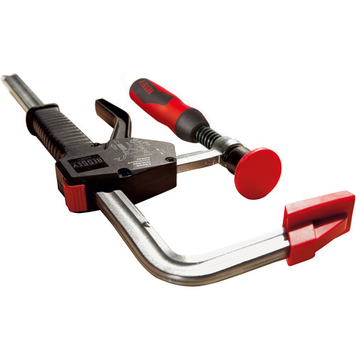 Bessey PG24 Power Grip Heavy-Duty One-Hand Clamp