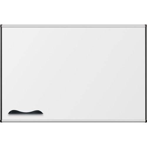 Best Rite Porcelain Steel Whiteboard with Aluminum Origin Trim (4 x 6')