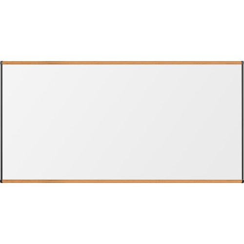 Best Rite Porcelain Steel Whiteboard with Medium Oak Origin Trim (4 x 8')