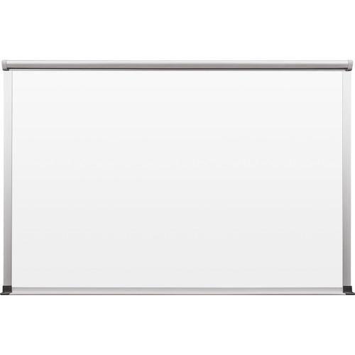 Best Rite 212NB-BT Dura-Rite Whiteboard with Anodized Aluminum Trim (2 x 3')