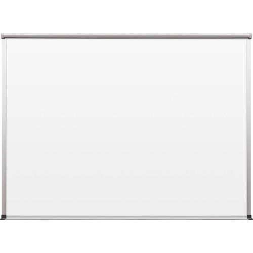 Best Rite 212NC-BT Dura-Rite Whiteboard with Anodized Aluminum Trim (3 x 4')