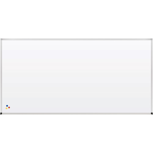 Best Rite Dura-Rite Whiteboard with ABC Trim (4 x 8')