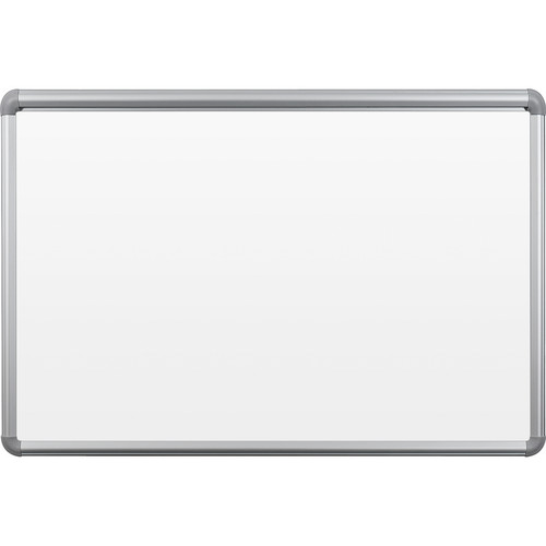 Best Rite 212PB-BT Dura-Rite Whiteboard with Presidential Trim (2 x 3')